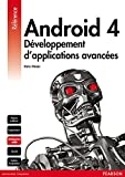 couverture du livre Android 4: D�veloppement d'applications avanc�es