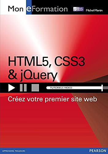HTML5, CSS3, jQuery