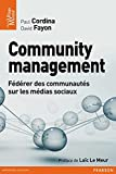 Community management-visual
