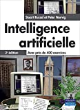 couverture du livre Intelligence Artificielle