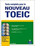 Pr�paration au Toeic: - Tests Complets 4� �dition avec 4 CD - Pearson education
