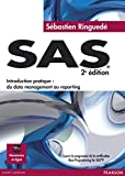 couverture du livre SAS - Introduction pratique : du data management au reporting