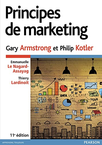 Principes de marketing 11e ed