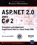 couverture du livre ASP.NET 2.0 avec C#2