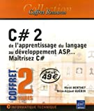 couverture du livre C# 2 de l'apprentissage du langage au dveloppement ASP ... matrisez C# 