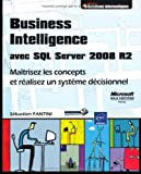 couverture du livre 'Business Intelligence avec SQL Server 2008 R2'