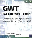 couverture du livre GWT (Google Web Toolkit)