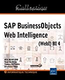 SAP BusinessObjects Web Intelligence (WebI) BI 4 - Editions ENI 2013