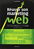 couverture du livre Réussir son marketing web