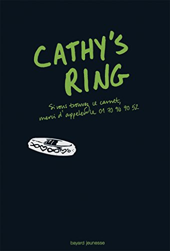 Cathy, Tome 03: Cathy's ring (format souple)