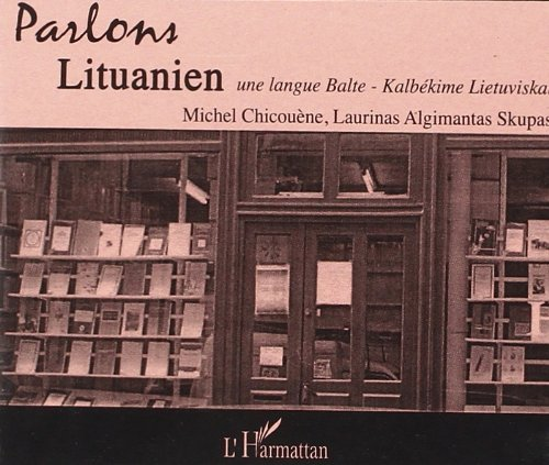 Parlons lituanien. : CD audio