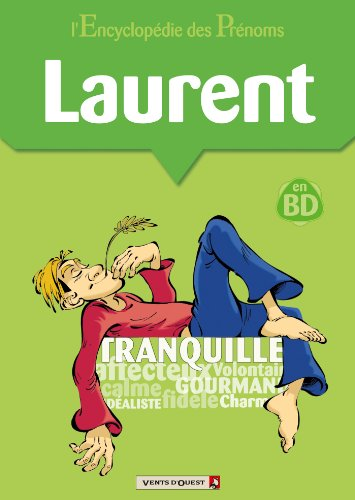 Laurent en bandes dessinées