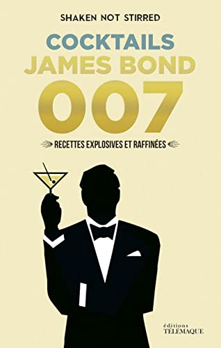 Les cocktails de James Bond