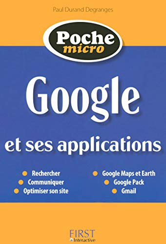 Poche Micro Google et ses applications