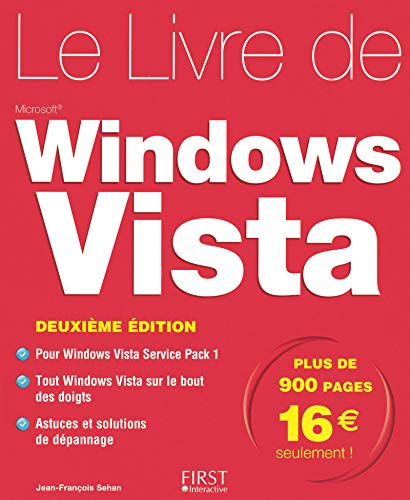 Le Livre de Windows Vista, 2e