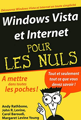 WINDOWS VISTA & INTERNET POCHE