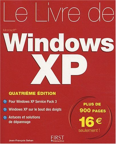 LIVRE DE WINDOWS XP 4ED