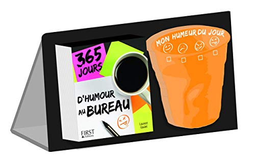 365 jours d'humour au bureau - Almanach + bloc-notes par Laurent GAULET
