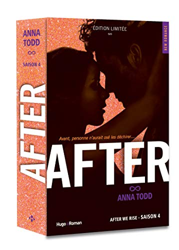 After Saison 4 (Edition limitée) After we rise (04) par Anna Todd