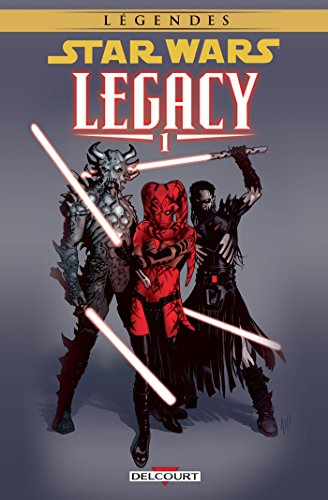 Star Wars - Legacy T01 NED