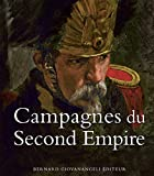 Couverture : Campagnes du Second Empire