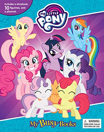My Little Pony Busy Book par