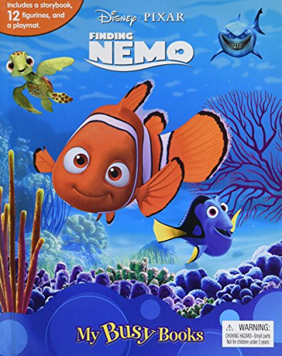 Disney/Pixar Finding Nemo My Busy Book par Phidal Publishing Inc.
