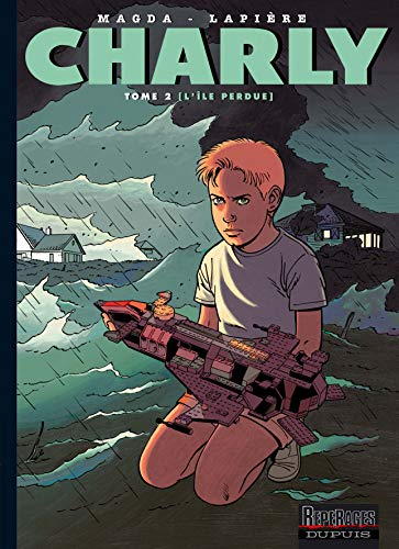 Charly, tome 2 : L'Île perdue