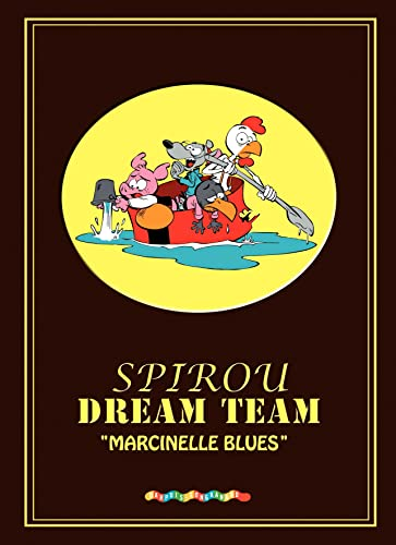 Dreamteam - tome 1 - Marcinelle blues