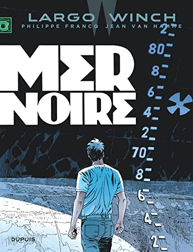 Largo Winch - tome 17 - Mer noire (grand format)