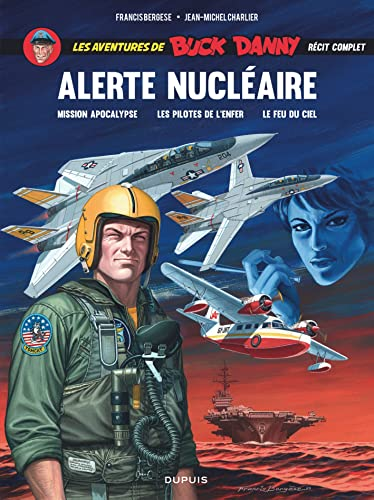 Buck Danny One Shot - tome 1 - Buck Danny int 41-42-43 One Shot couleur