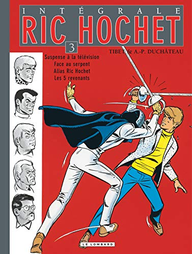 Ric Hochet, intégrale, tome 3