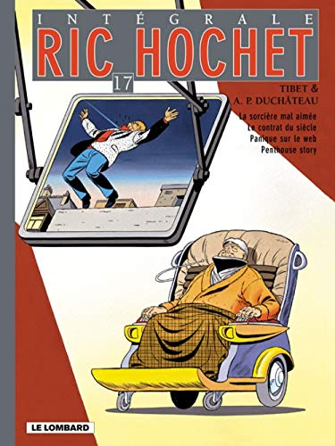 Ric Hochet - Intégrale - tome 17 - Ric Hochet - Intégrale