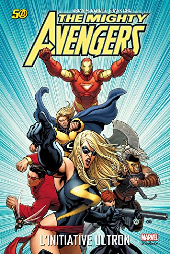 MIGHTY AVENGERS T01: L'initiative ultron