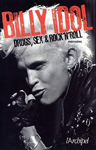 Drugs, sex & rock n'roll, mémoires
