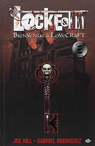 Locke & Key, Tome 1: Bienvenue à Lovecraft