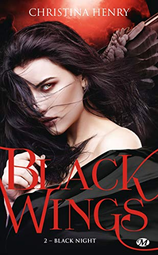 Black Wings, T2 : Black Night