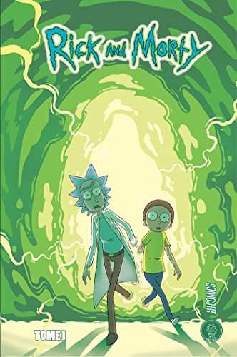 Rick and Morty, T1 par Zac Gorman