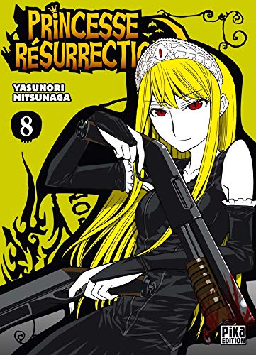 Princesse Résurrection Vol.8 par MITSUNAGA Yasunori