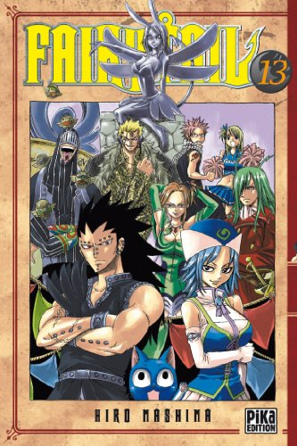Fairy Tail Vol.13 par Hiro Mashima