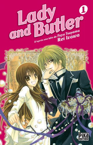 Lady and Butler Vol.1 par IZAWA Rei