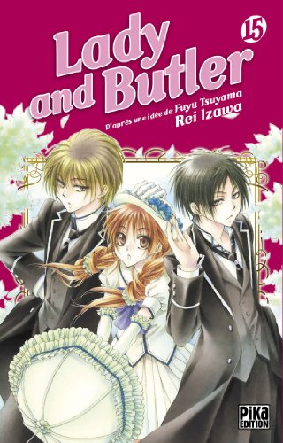 Lady and Butler T15 par Fuyu Tsuyama