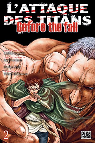 Attaque Des Titans (l') - Before the Fall Vol.2
