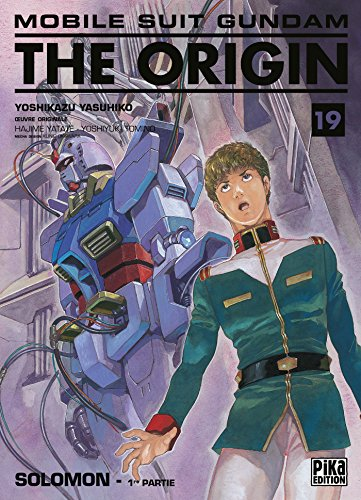 Mobile Suit Gundam - The origin Vol.19