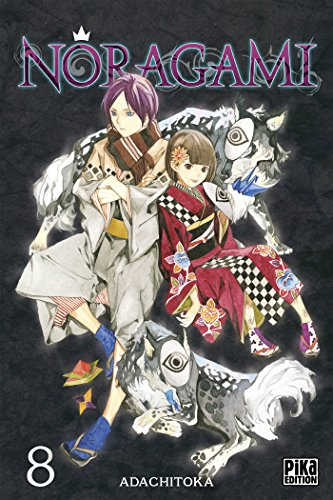 Noragami Vol.8