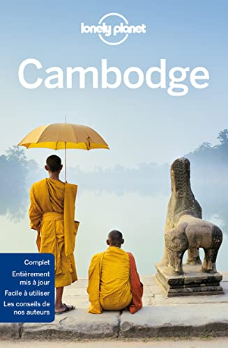 Cambodge - 9ed par Lonely Planet