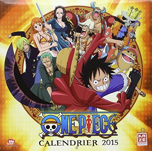 One Piece, Tome : Calendrier 2015