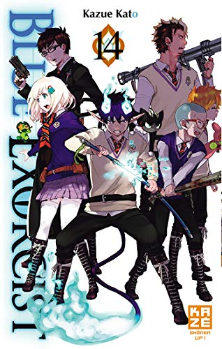 Blue Exorcist Vol.14