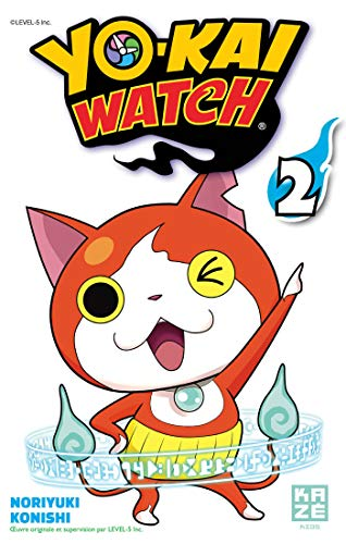 Yo-Kai Watch T02