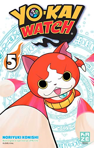 Yo-Kai Watch T05